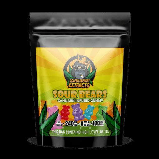 Golden-Monkey-gummies-buy-online-canada-Sour-Bear-bcweedonline