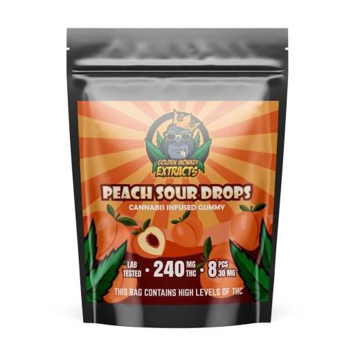 Golden-Monkey-Extracts-gummies-buy-online-canada-peach-sour-bcweedonline