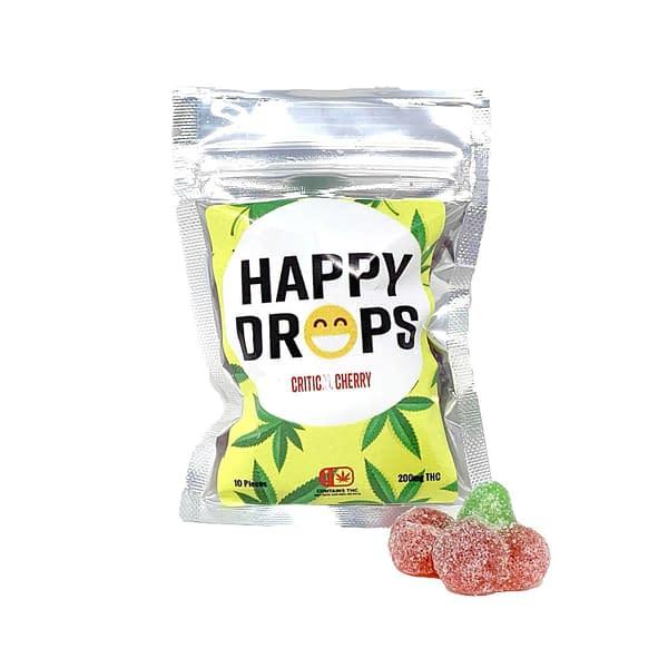 happy-drops-thc-gummies-critical-cherry-bcweedonline-edible