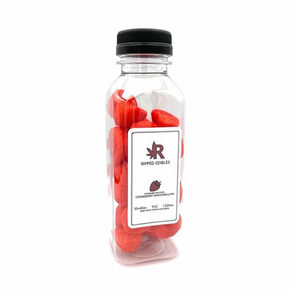 cannabis-edible-bulk-strawberry-marshmallows-bcweedonline2021